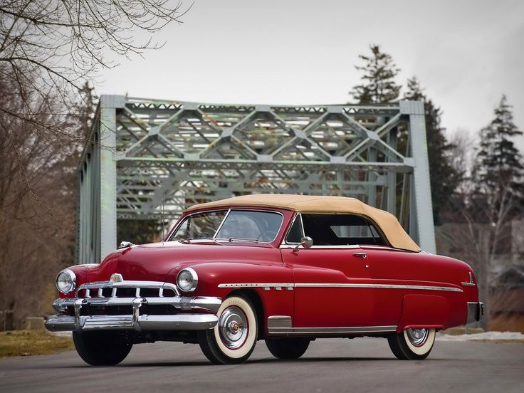 1951 Mercury Monarch