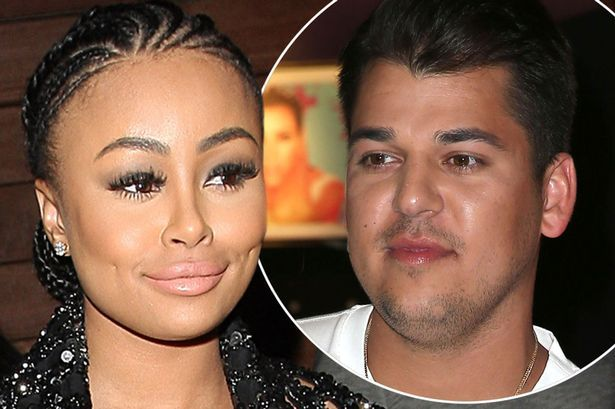 After Show Finale Rob & Chyna Spent Night Back Together