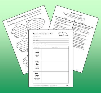 Free From Laura Candler! This Graphic Organizers for Reading Sampler is a 29-page ebook that includes a sample of the pages and lessons from Laura Candler's Graphic Organizers for Reading: Teaching Tools Aligned with the Common Core. The pages in the Sampler can be saved and printed.