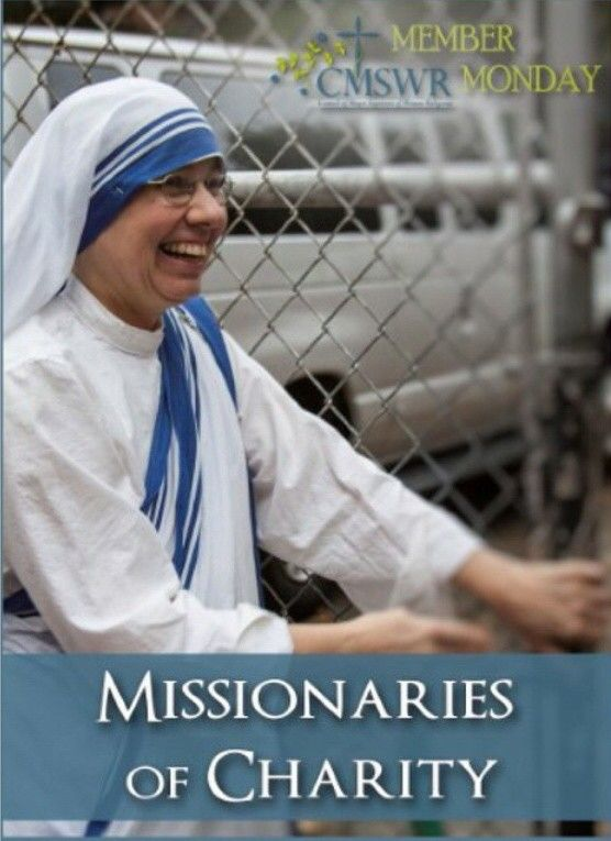 Catholic Nuns ~ Missionaries of Charity