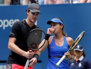 Martina Hingis Jamie Murray capture U.S. Open mixed double championship