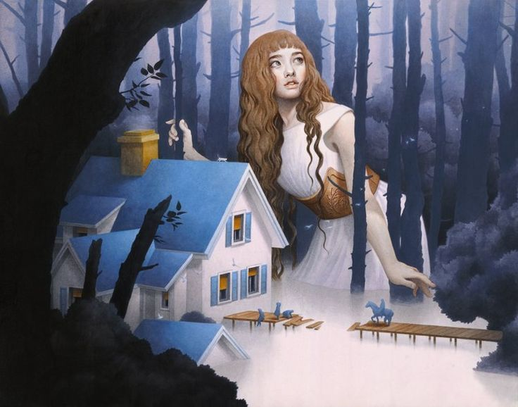 MAGICAL REALISM AS A PSYCHO-THERAPEUTIC SUPPORT VEHICLE FOR UNIVERSAL EMOTION: AN INTERVIEW WITH TRAN NGUYEN | Art Jobs
