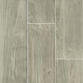 Florida Tile Ash Glazed Porcelain Plank Gray