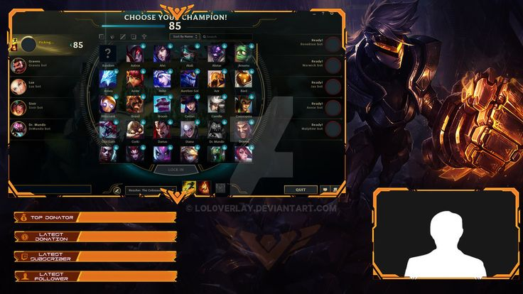 PROJECT Vi - Client Overlay by lol0verlay