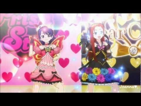 (HD) Pretty Rhythm Dear My Future - Hye In & Mia - Life is just a Miracle! (episode 46) - YouTube