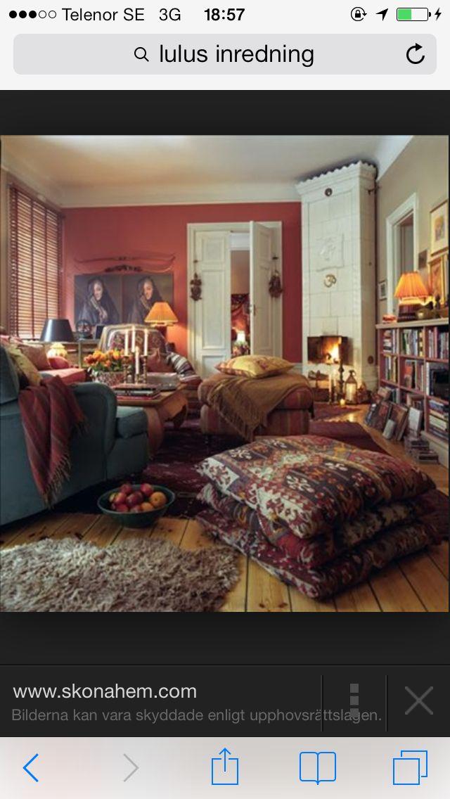 Ombonat vardagsrum