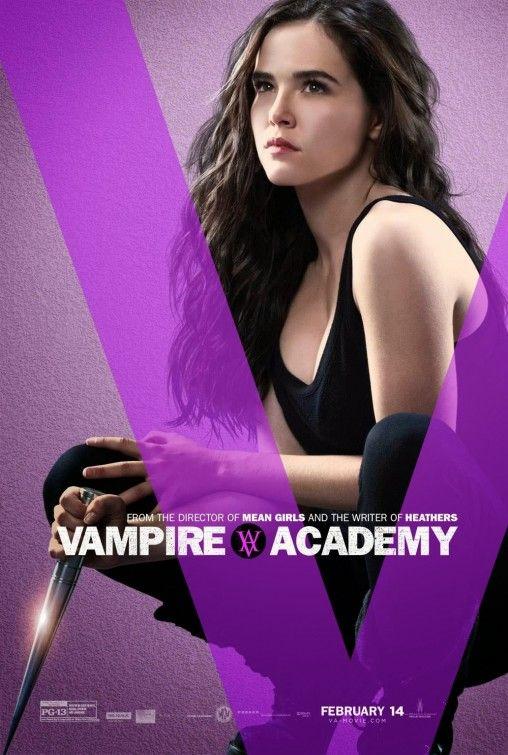 Vampire Academy Movie Poster #13 - Internet Movie Poster Awards Gallery