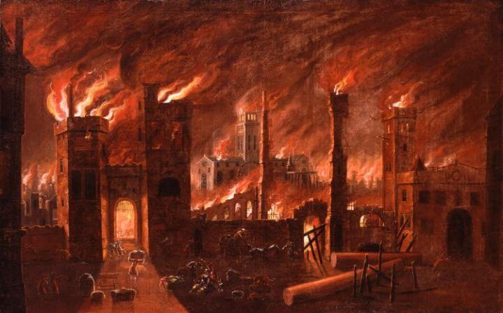 The Great Fire of London started in the early hours of2 September, 1666 in…
