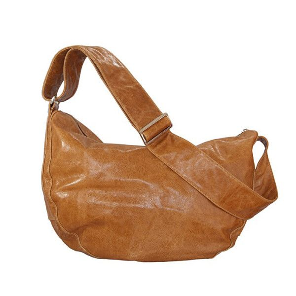 WILD_WEST Leather slouch bag by Slouch Melbourne