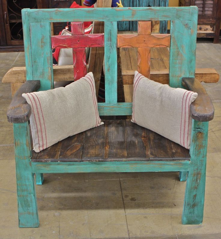 Rustic Ranch Furniture: Southwestern Furniture
