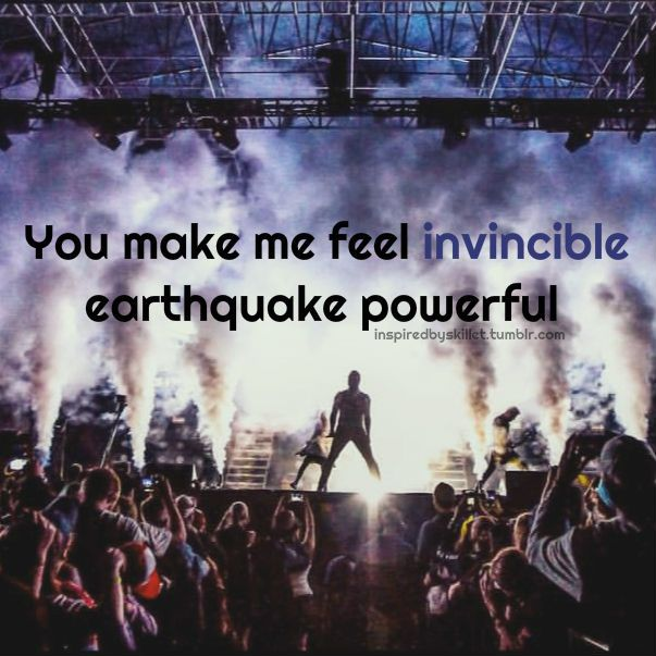 "inspiredbyskillet: ""Skillet- Feel Invincible 