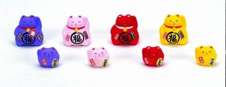 Lucky Cats / The Oriental Shop