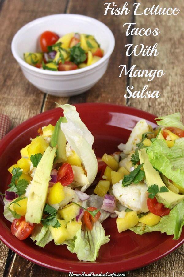 Fish tacos recipe with mango salsa grain free gluten for Fish tacos recipe