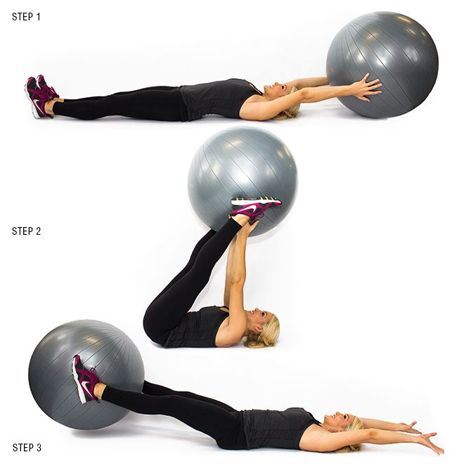 9 moves to shrink your muffin top