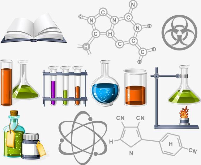 أجهزة مختبر الكيمياء الكيمياء مختبر الصك Png و فيكتور Stock Illustration Clip Art Science Icons