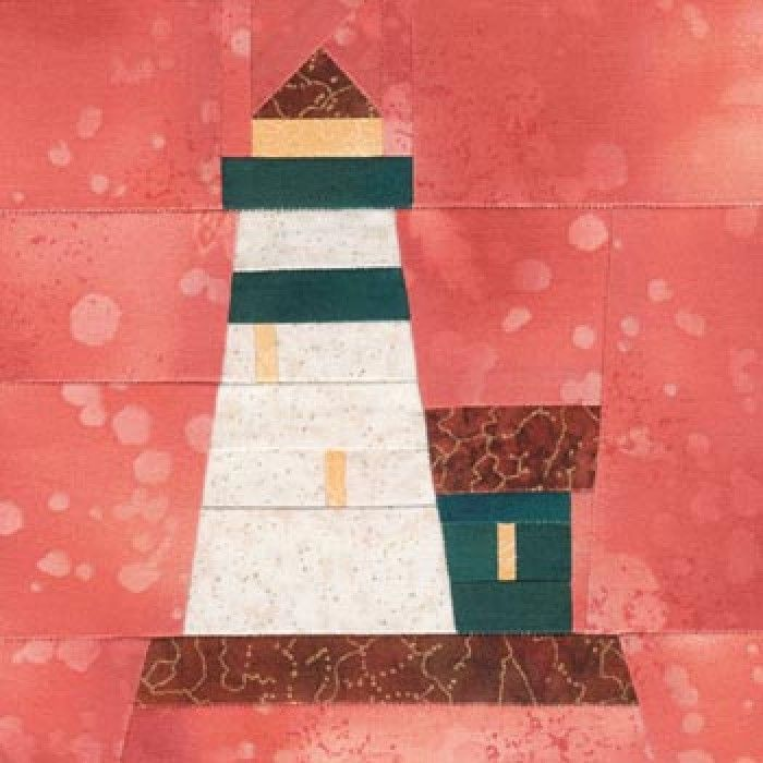 20 Best Lighthouse Quilts images