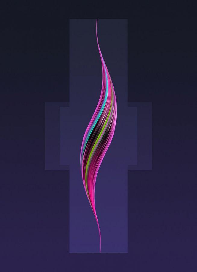 Modern ArtBuyer: Arpeggi / Solus by Chuck Elliott