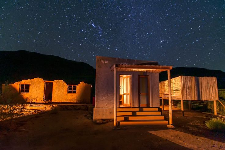 Langkloof Campsite, Tankwa Karoo National Park.   Photo by Teagan Cunniffe.