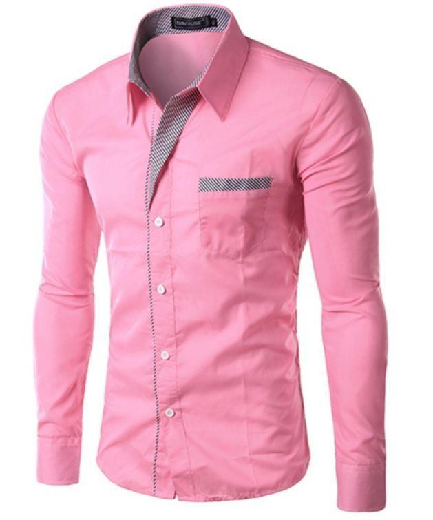 Elegantní pánská slim košile růžová – Velikost L Na tento produkt se vztahuje nejen zajímavá sleva, ale také poštovné zdarma! Využij této výhodné nabídky a ušetři na poštovném, stejně jako to udělalo již velké množství …