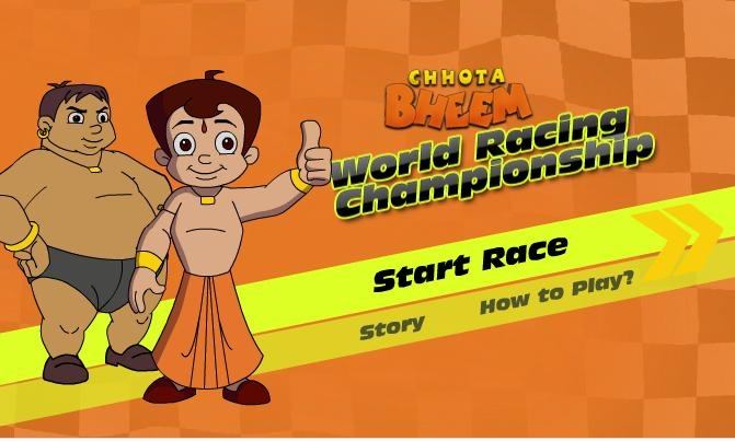 Chotta Bheem World Racing