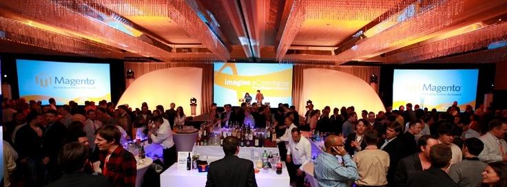 Magento Imagine 2012 in Las Vegas!