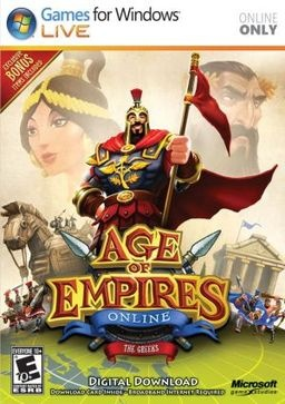 Age of Empires Online... I'm slow at it, but I like it  hehe