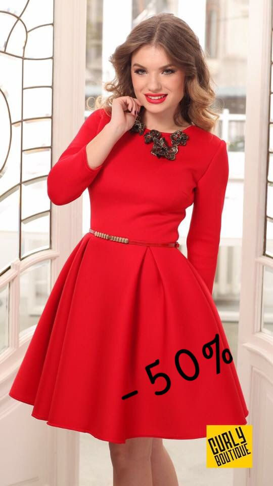 #CurlyBoutique #Sibiu #dress #shopping -50%
