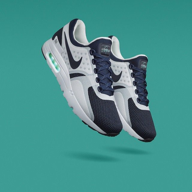 """Introducing the Air Max Zero. The One Before the Emerging from the  Department of Nike Archives, Tinker Hatfield's original design channels  the…"""