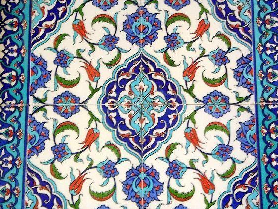 Turkish Tile Patterns | andrea tinnes interactive pattern generator volvox creates patterns ...