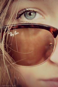 street style, fashion with RayBan sunglasses $12.99 Cheap Ray Ban Aviators Glasses