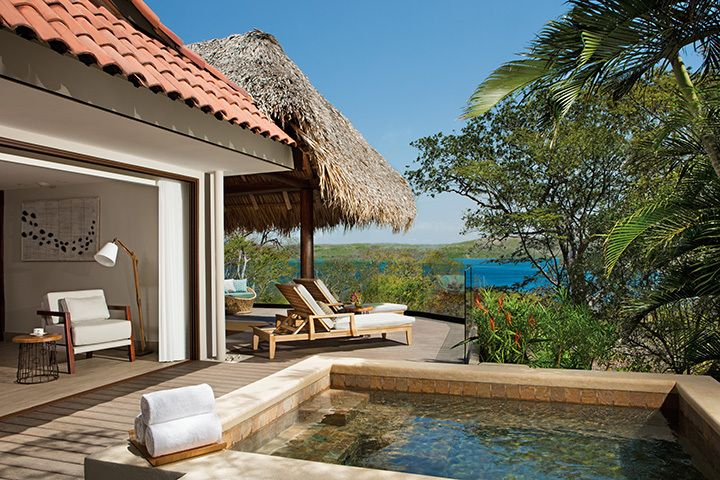 Secrets Papagayo Costa Rica is located on the stunning Papagayo Peninsula in Guanacaste, Costa Rica. A short 20 minute drive from the Liberia International Airport, this adults-only resort will seem a million miles away.