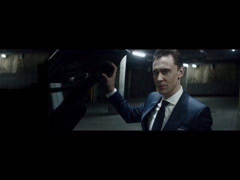 Watch Tom Hiddleston Explain The Art of Villainy in Jaguar Commercial
