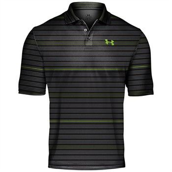 Under Armour Performance Stripe Men's Polo Shirt - Great gift for the avid golfer!