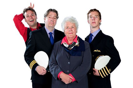 Cabin Pressure, spoiler free article about the last episode, click through for write up