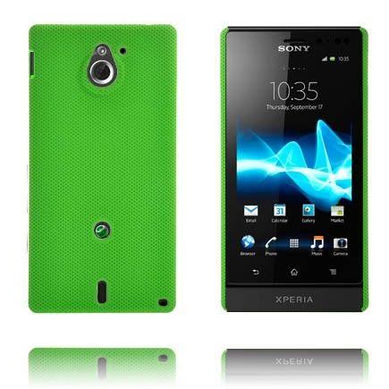 Supreme (Grønn) Sony Xperia Sola Deksel