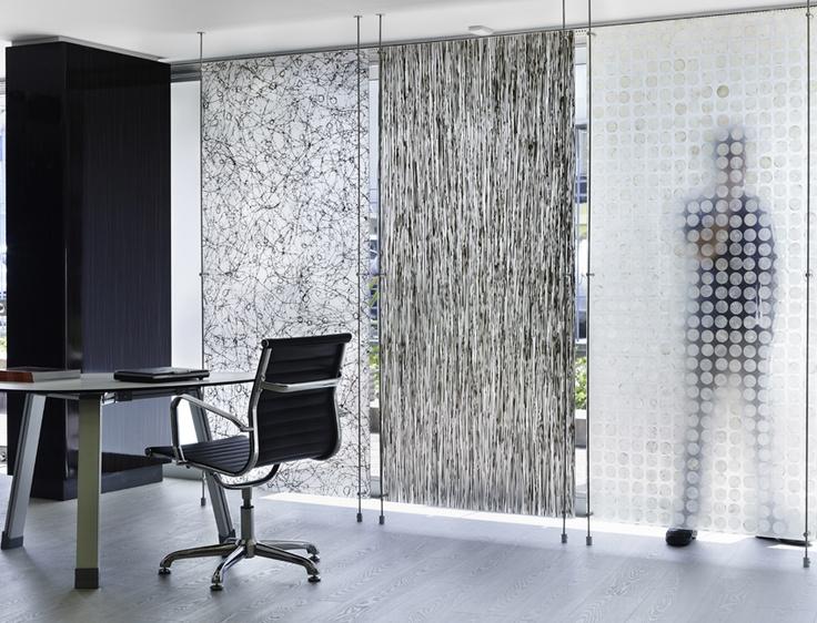 Conoce Lumiform, una muy buena alternativa para  dividir espacios dejando entrar la luz. Permite una gran variedad de aplicaciones decorativas.