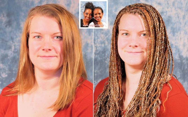 1000+ Ideas About Individual Braids On Pinterest