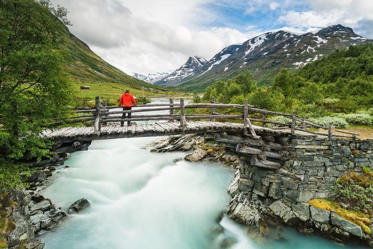 3 July 2016. Leirdalen Jotunheimen Norway. #mikaelsvenssonphotography #thebestofscandinavia #bestofscandinavia #naturemoments #solitude #outdooradventurephotos #outdoors #iamnikonsummer #landscape_lovers #landscape_captures #ig_mountain #outdoorlife #hikingday #norway #jotunheimen #lifeisgood #ig_mood #visitjotunheimen #norway #water_captures #water_shots #superb_photos