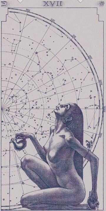 The Star - Tarot of the III Millennium