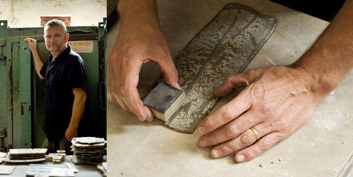 Andrew Adair Ceramics - Meet Your Maker 2013 at Gracefield Arts Centre
