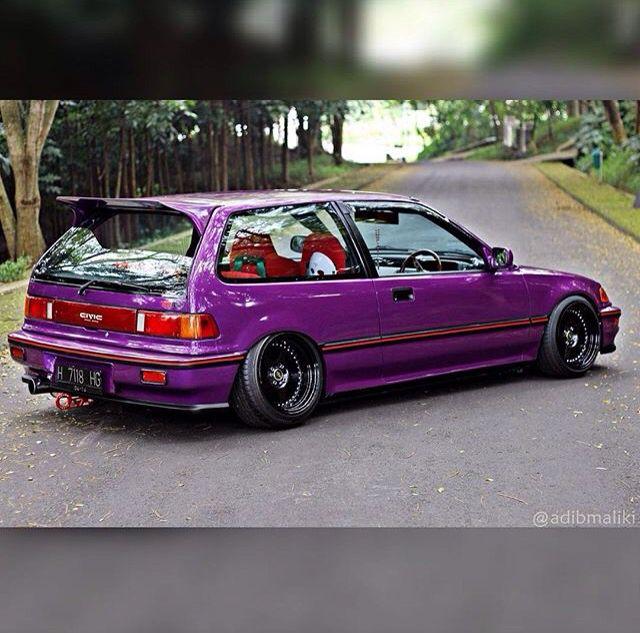 Ef Civic Sedan: 17 Best Images About EF On Pinterest