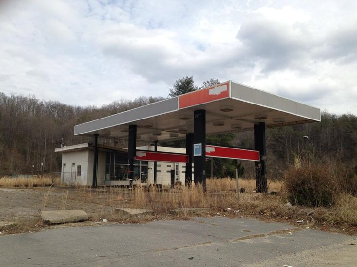 175 Best Images About Abandoned Gas Stations On Pinterest