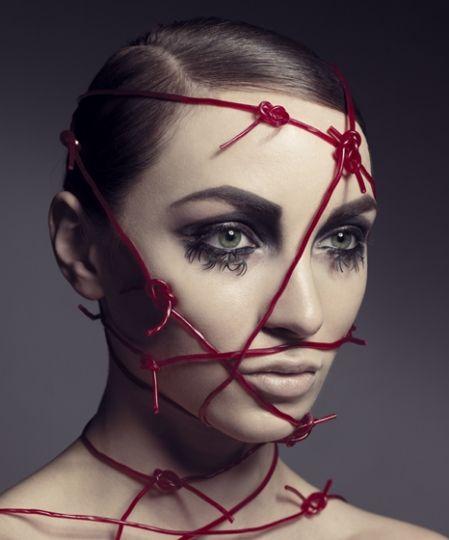 Photographer Klara G • fashion | beauty • Liquorice - M Magazine - Make Up Store