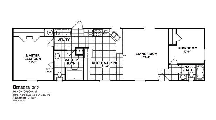 Bonanza 302 - Oak Creek Homes