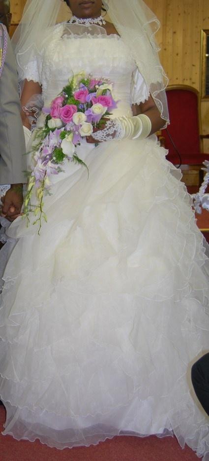 Robe de mariée de qualité et grande taille