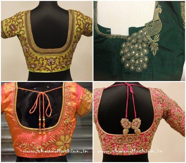 Zardosi Work Bridal jacket designs