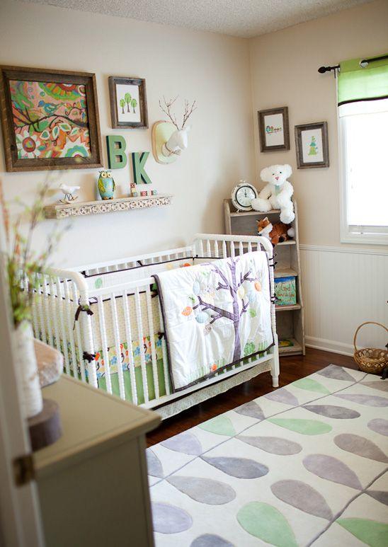 I would like a bookcase similar to this one in size for the nursery