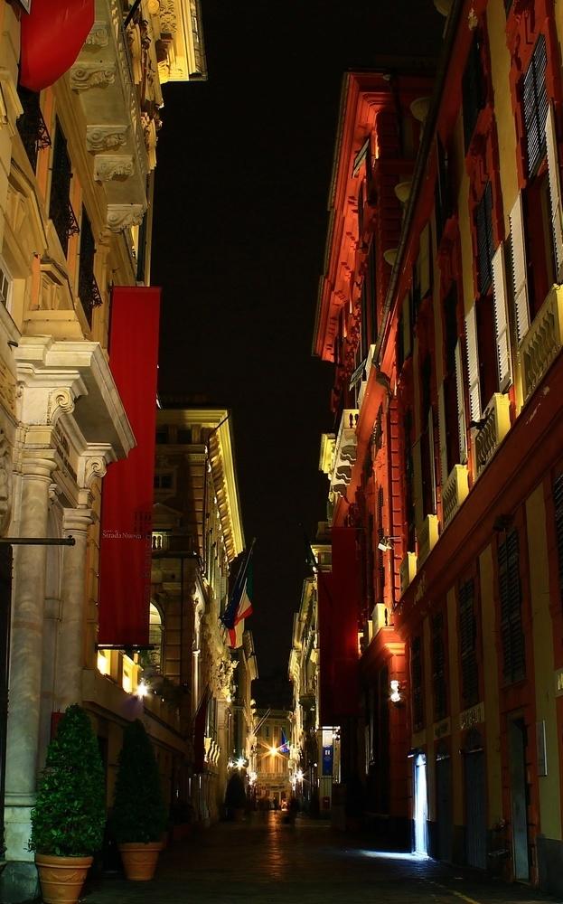 Genova - Via Garibaldi