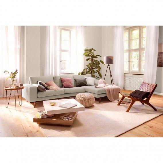 Canape D Angle Billund I Tissu Home24 Fr Mobilier De Salon Decoration Chambre Ado Canape Angle