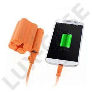 Cager (Orange) Power Bank 10400 mAh